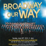 GMCSF Broadway 2015 poster